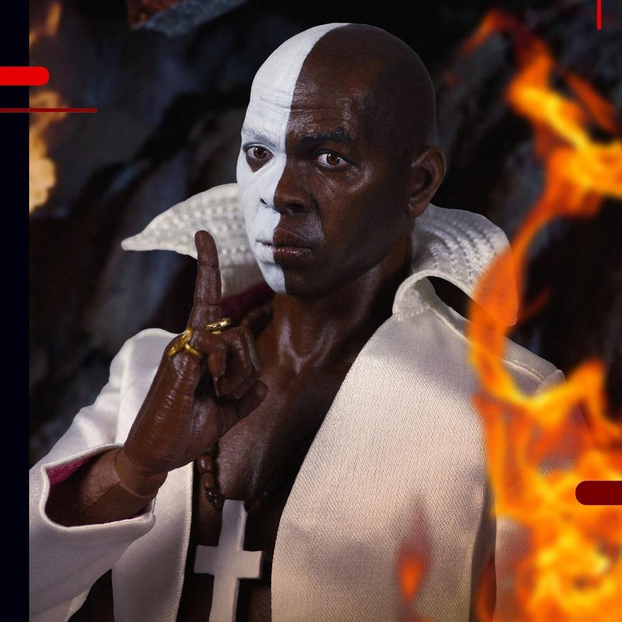 Baron Samedi 1:6 Scale Figure - Live And Let Die Limited Edition - By Big Chief Studios