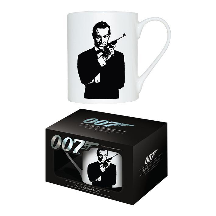 Sean Connery Bone China Mug