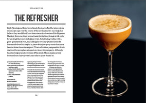 Shaken: Drinking With James Bond & Ian Fleming - The Official 007 Cocktail Book
