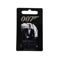 SKYFALL PIN BADGE