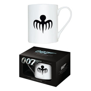 SPECTRE LOGO - BONE CHINA MUG