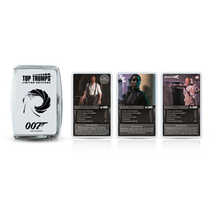 James Bond 007 Top Trumps - 2020 Edition