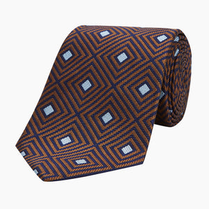 Silk Tie By Turnbull & Asser - Tomorrow Never Dies Edition