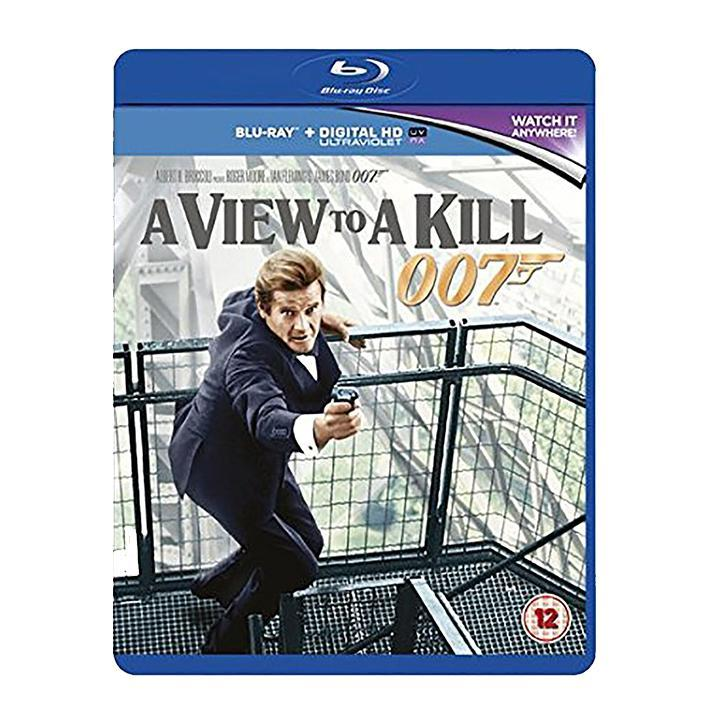 A VIEW TO A KILL BLU-RAY