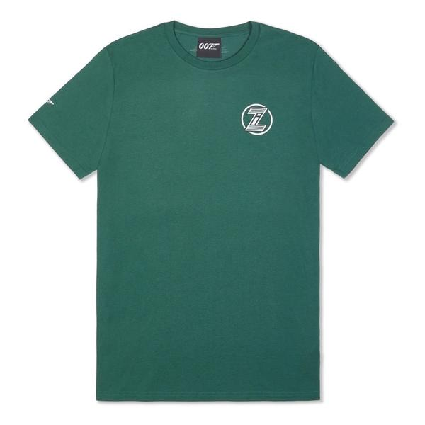 Zorin Industries Forest Green T-Shirt - A View To A Kill Edition