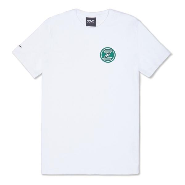Zorin Industries White T-Shirt - Villains Limited Edition
