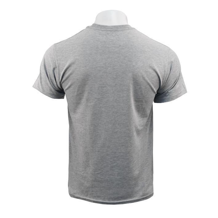Grey Marl Dr. No Cotton T-Shirt