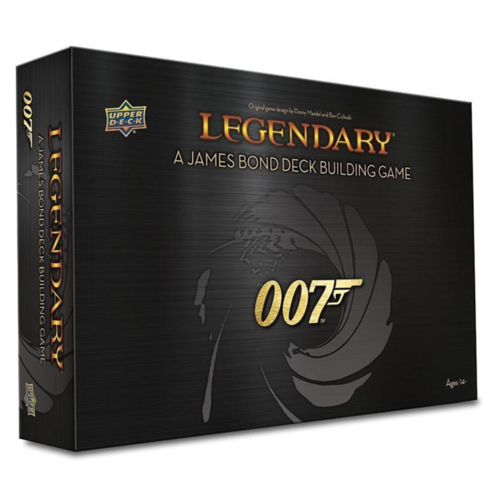Legendary 007: A James Bond Deck Building Game - By Upper Deck
