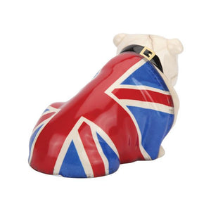 Jack The Bulldog Porcelain Model - No Time To Die Edition - By Royal Doulton (Pre-order)