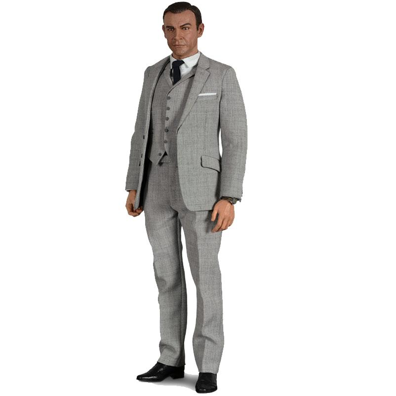 LIMITED EDITION 1:6 SCALE JAMES BOND GOLDFINGER FIGURE