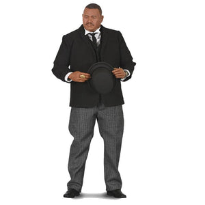 LIMITED EDITION 1:6 SCALE ODDJOB GOLDFINGER FIGURE