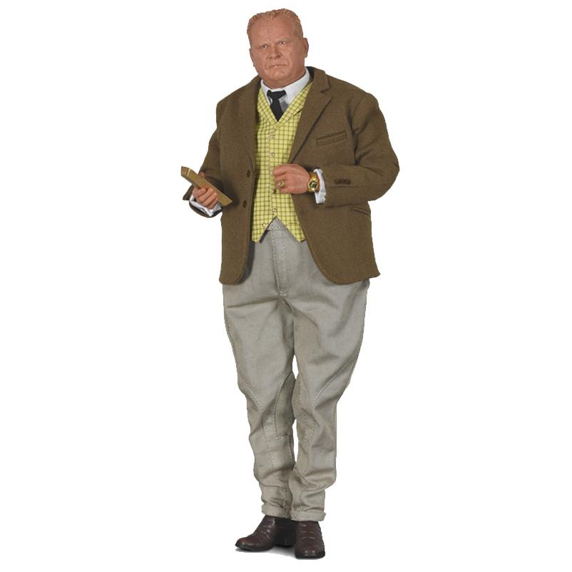 LIMITED EDITION 1:6 SCALE AURIC GOLDFINGER FIGURE