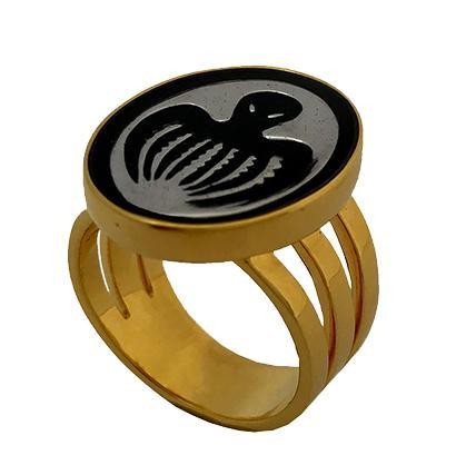 SPECTRE Agent Ring (Thunderball Edition) - 14ct Gold Limited Edition