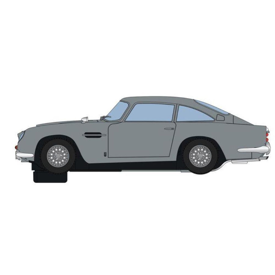 James Bond Aston Martin DB5 Slot Car - No Time To Die Edition - By Scalextric (Pre-order)