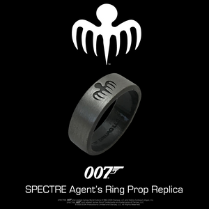 SPECTRE Agent Metal Ring - Spectre Edition