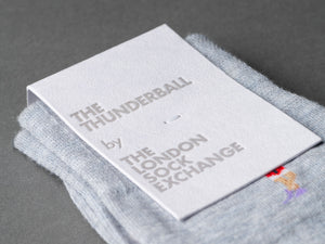 """The Thunderball"" James Bond Socks - By The London Sock Exchange"