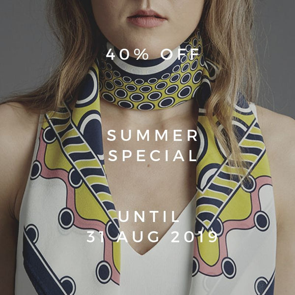 SUMMER SPECIAL | 40% OFF ACCESSORIES