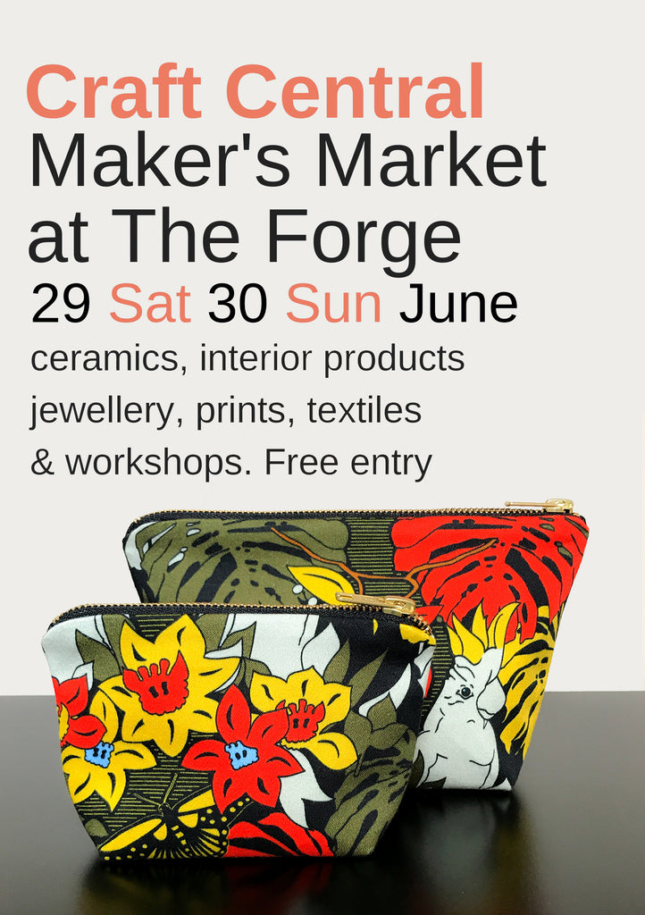 Craft Central Makers Market 2019