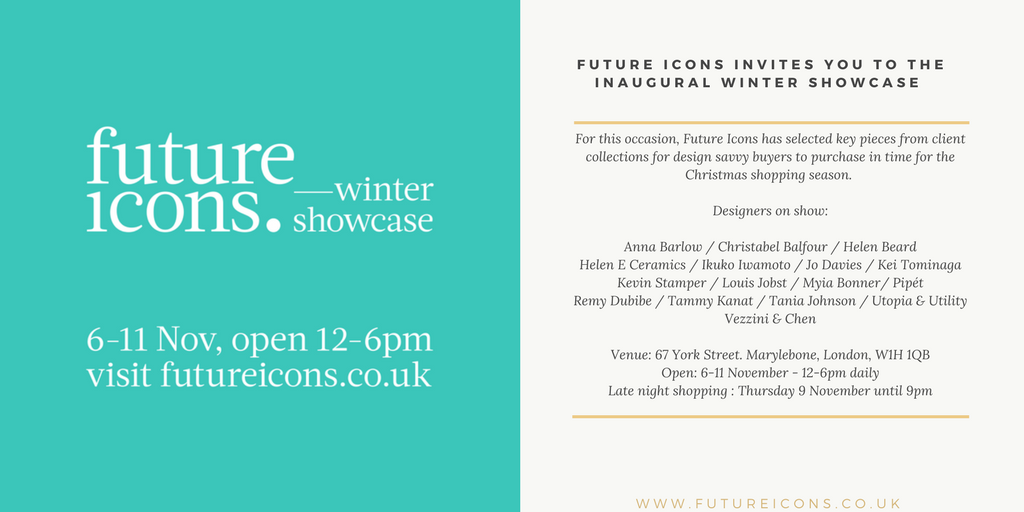 Future Icons Winter showcase 67 York Street