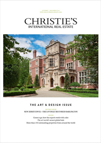 Christies real Estate Magazine Gallery Issue 3 Pipet
