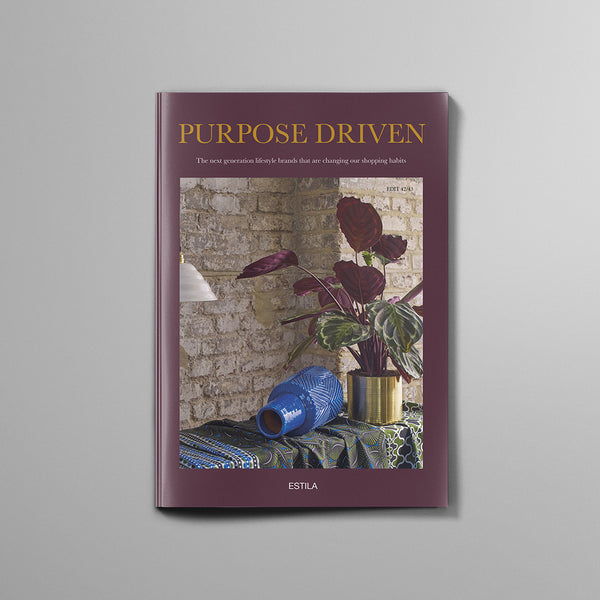 Estila Magazine Purpose Driven