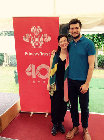 Good Party Co and PIPET 40 Years Princes Trust