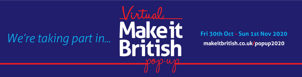 Make it British Virtual Pop-Up