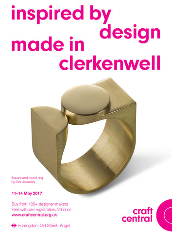 Made in Clerkenwell Spring Craft Central