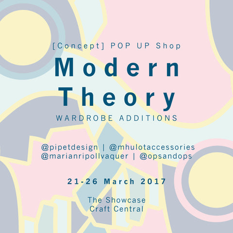 Modern Theory Pop Up Craft Central