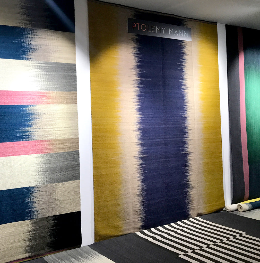 Ptolemy Mann at Decorex18