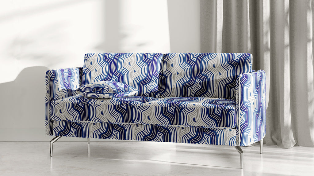 Thames Fabric by Pipet Design