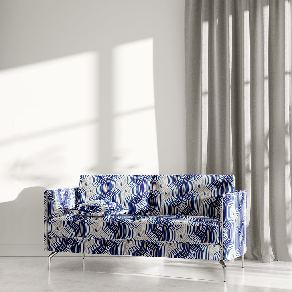 Pipet design Lasdun Upholstery fabric