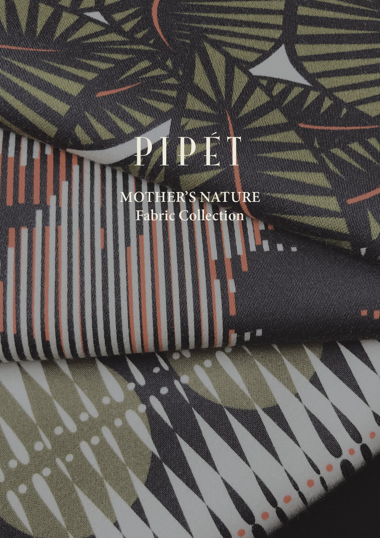 Pipet Design Mother's Nature Fabrics