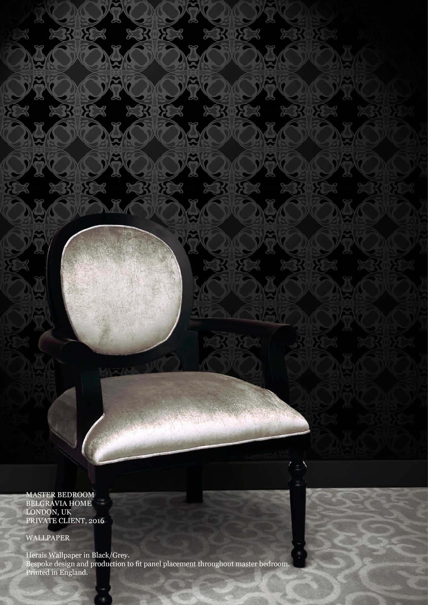 Pipet Projects Belgravia Wallpaper