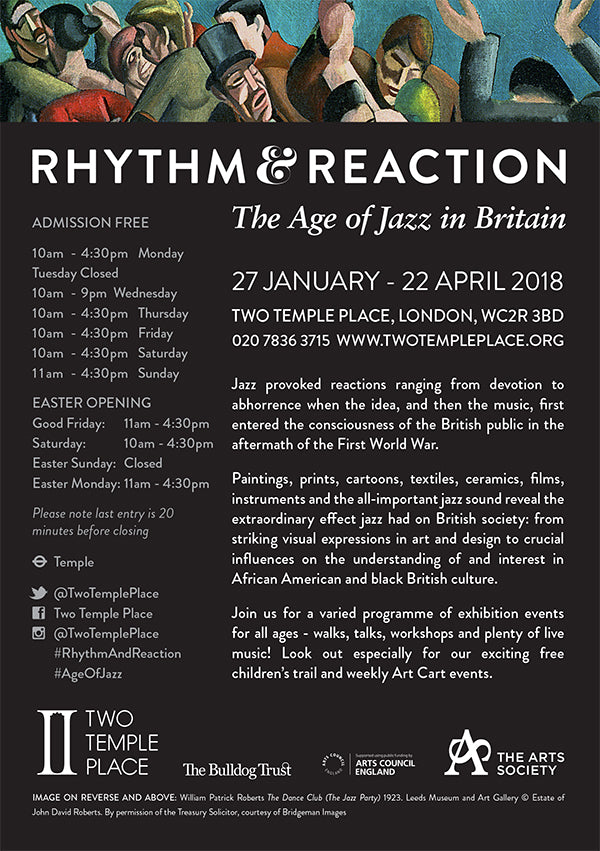 Two Temple Place Rhythm & Reaction