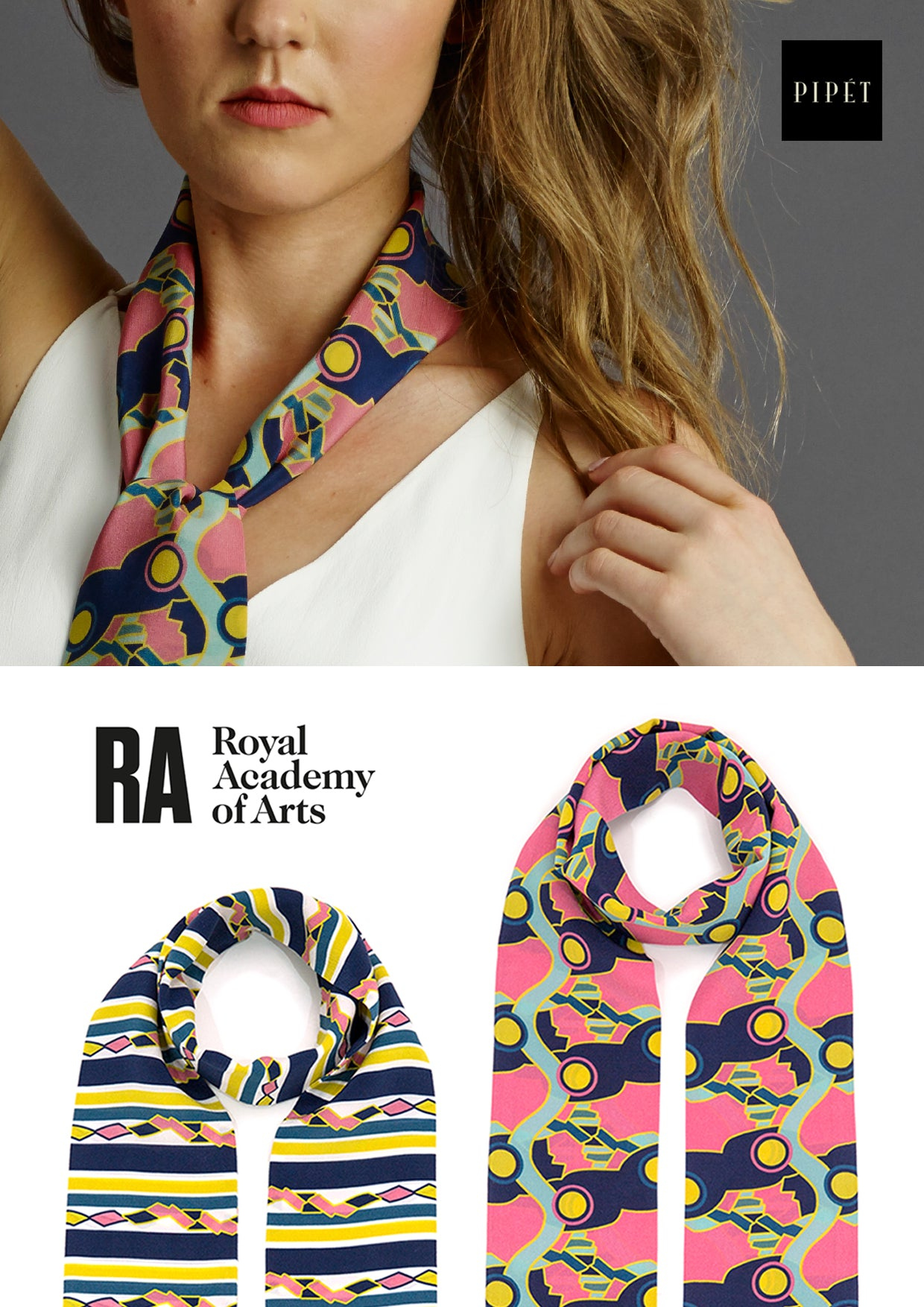 Royal Academy of Arts Scarves