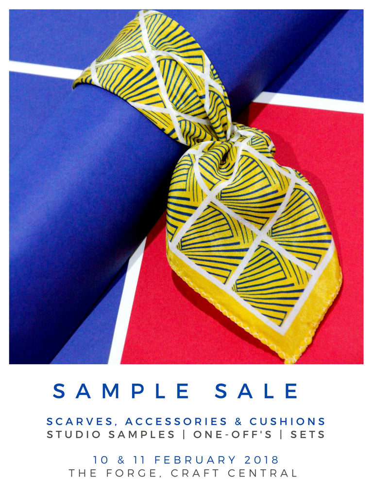 PIPET SAMPLE SALE AT CRAFT CENTRAL