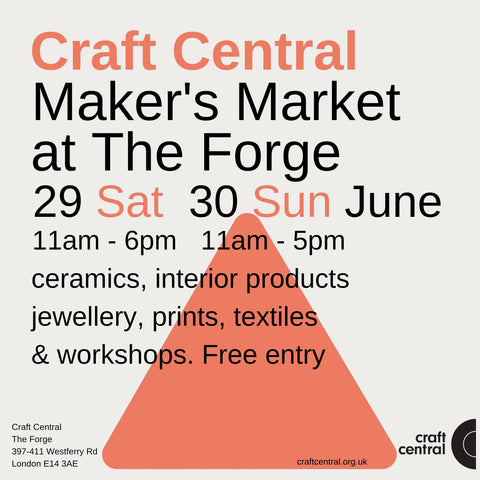 Craft Central Makers Market
