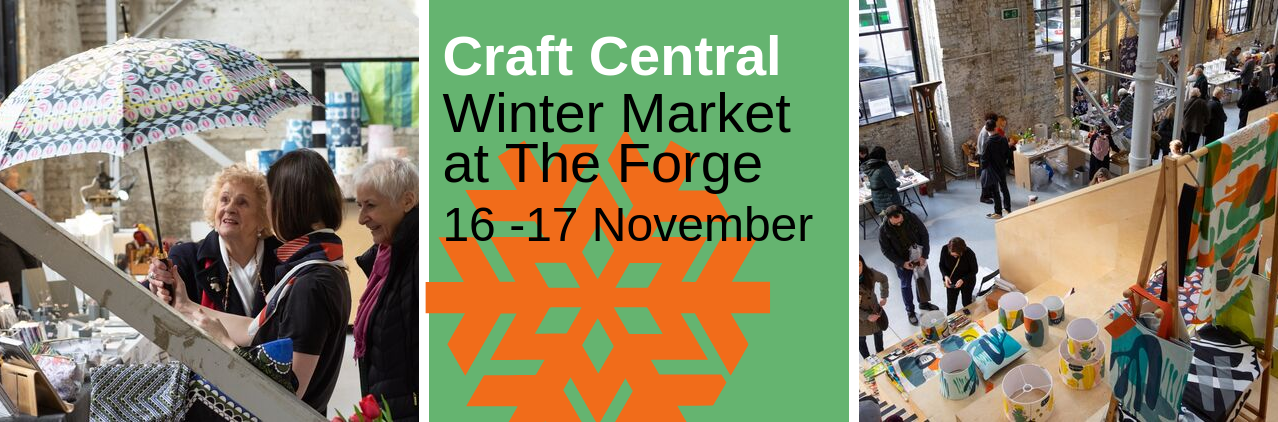 Craft Central Winter Market The Forge