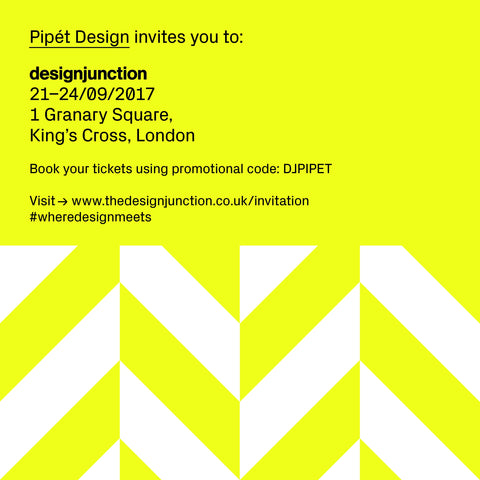 Pipet at Design Juction