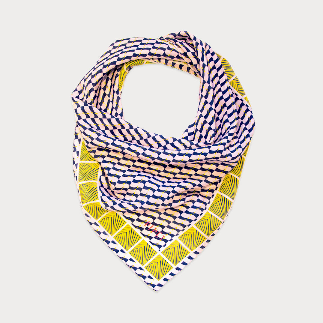 Verona Small Square Scarf
