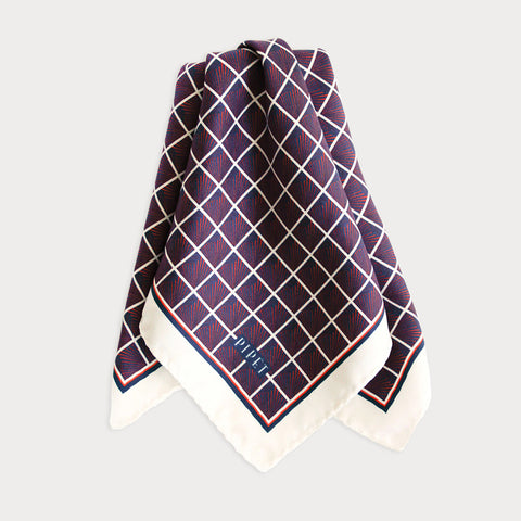 Paris Men's Pocket Square