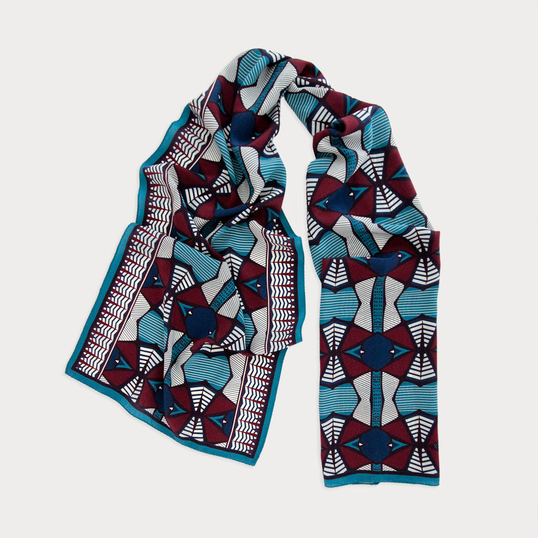 Promenade Slim Long Scarf