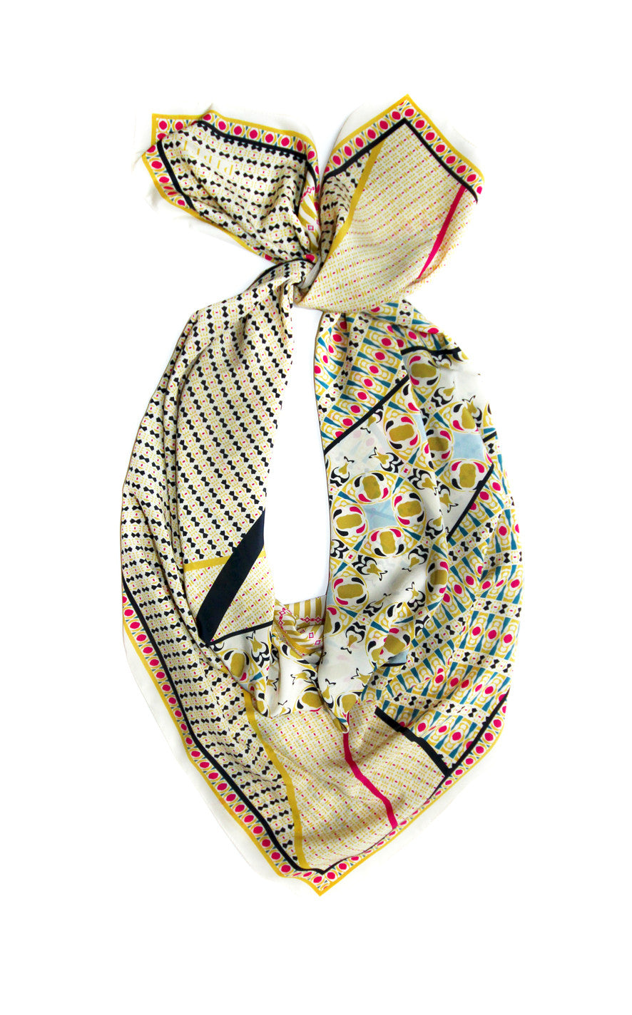 Guimard Oversize Square Scarf