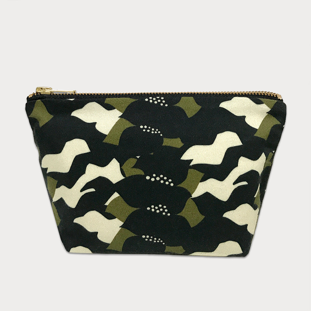 Damar Cotton Travel Pouch