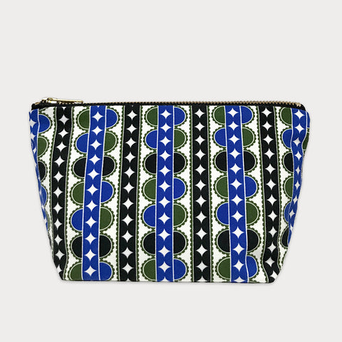Lauderdale Cotton Travel Pouch