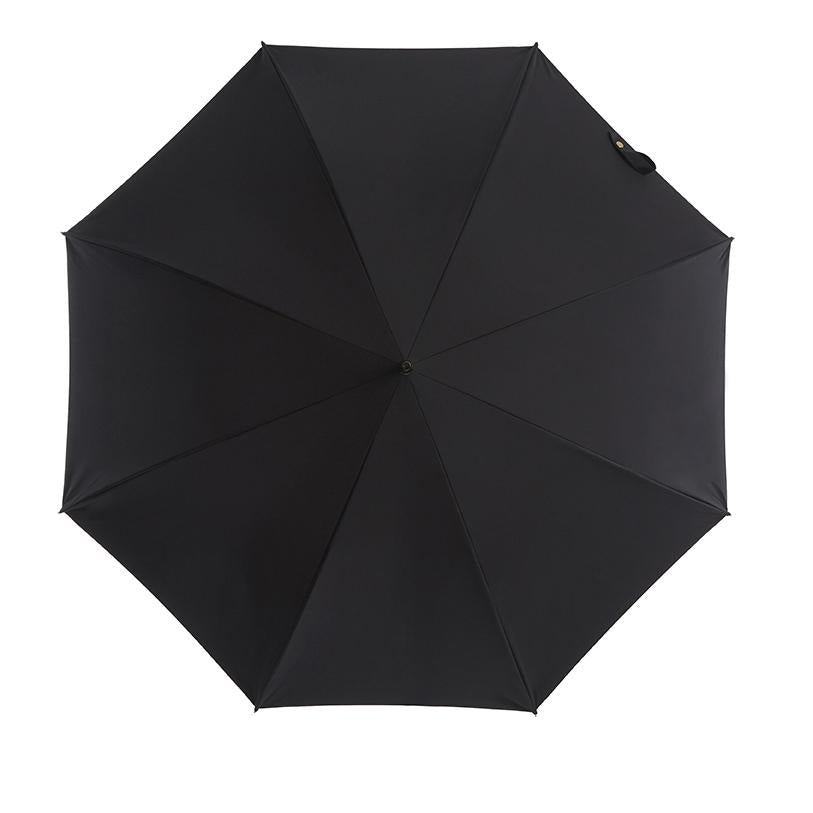 Pipet Black Traditional Full Length British Umbrella