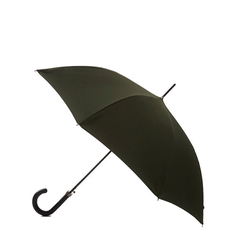 Traditional Full Length Umbrella - Black
