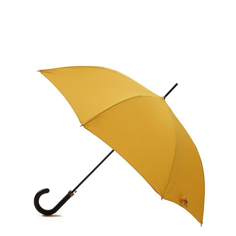 Pipet Design Full Length Traditional British Umbrella, Yellow