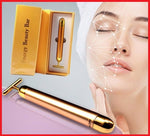24k Gold Facial Slimming & Energy Roller (50% Discount)